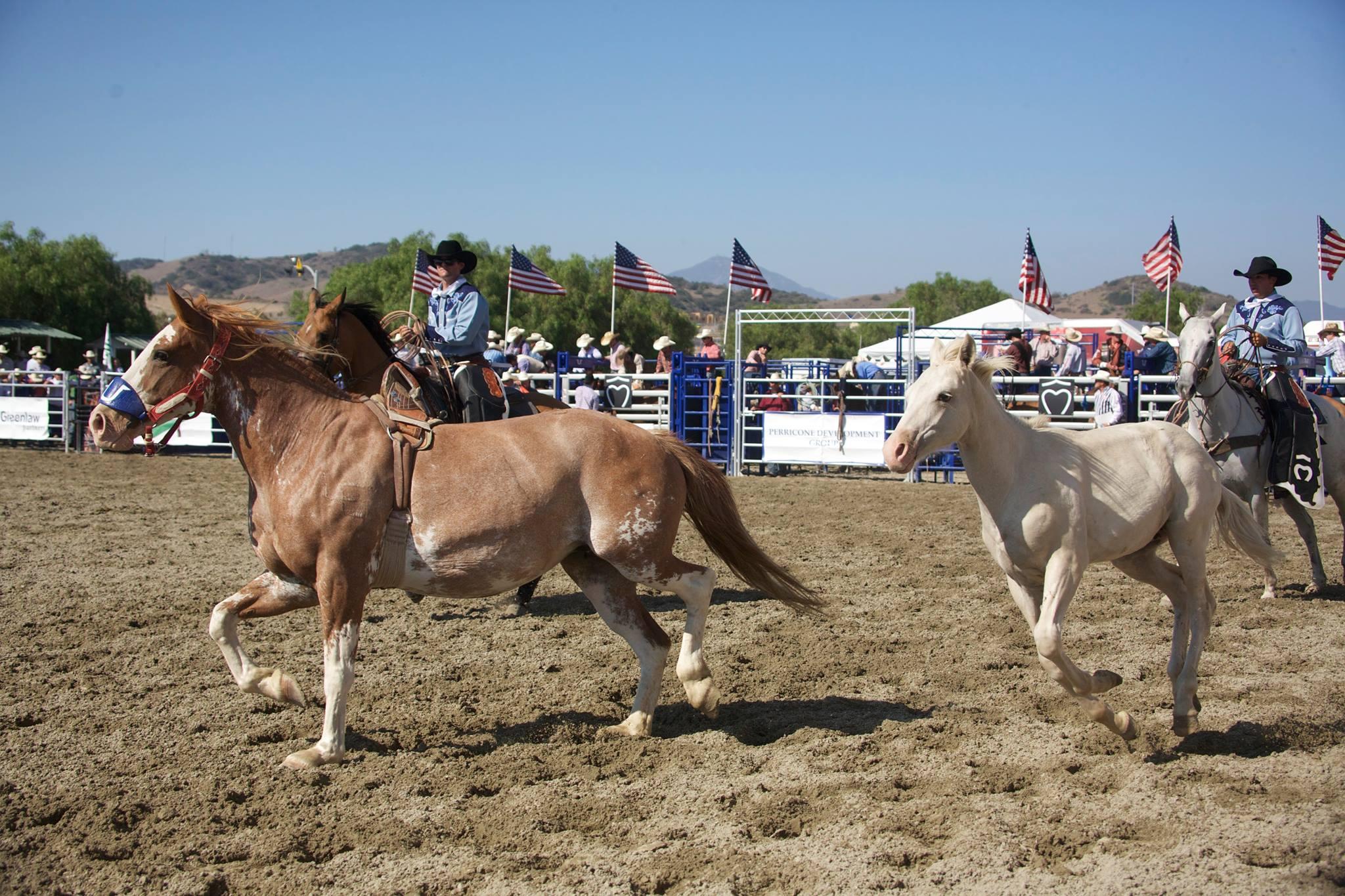 San Juan Capistrano Rodeo Saturday August 26 2017 South