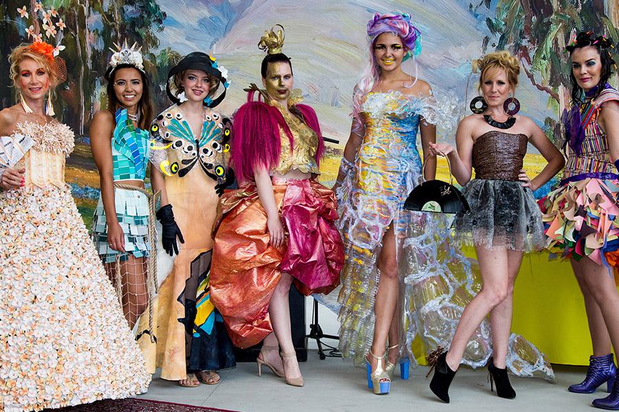 Laguna Beach Festival Of The Arts Fashion Show Sunday August 19 2018 South Oc Beaches